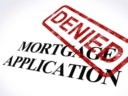 Building New Credit: Why Was My Application Denied - Lexington Law Firm