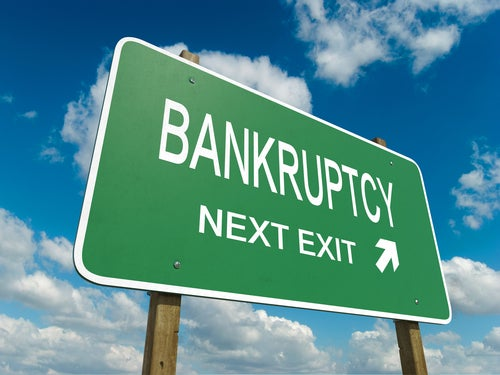 The Road Back From Bankruptcy