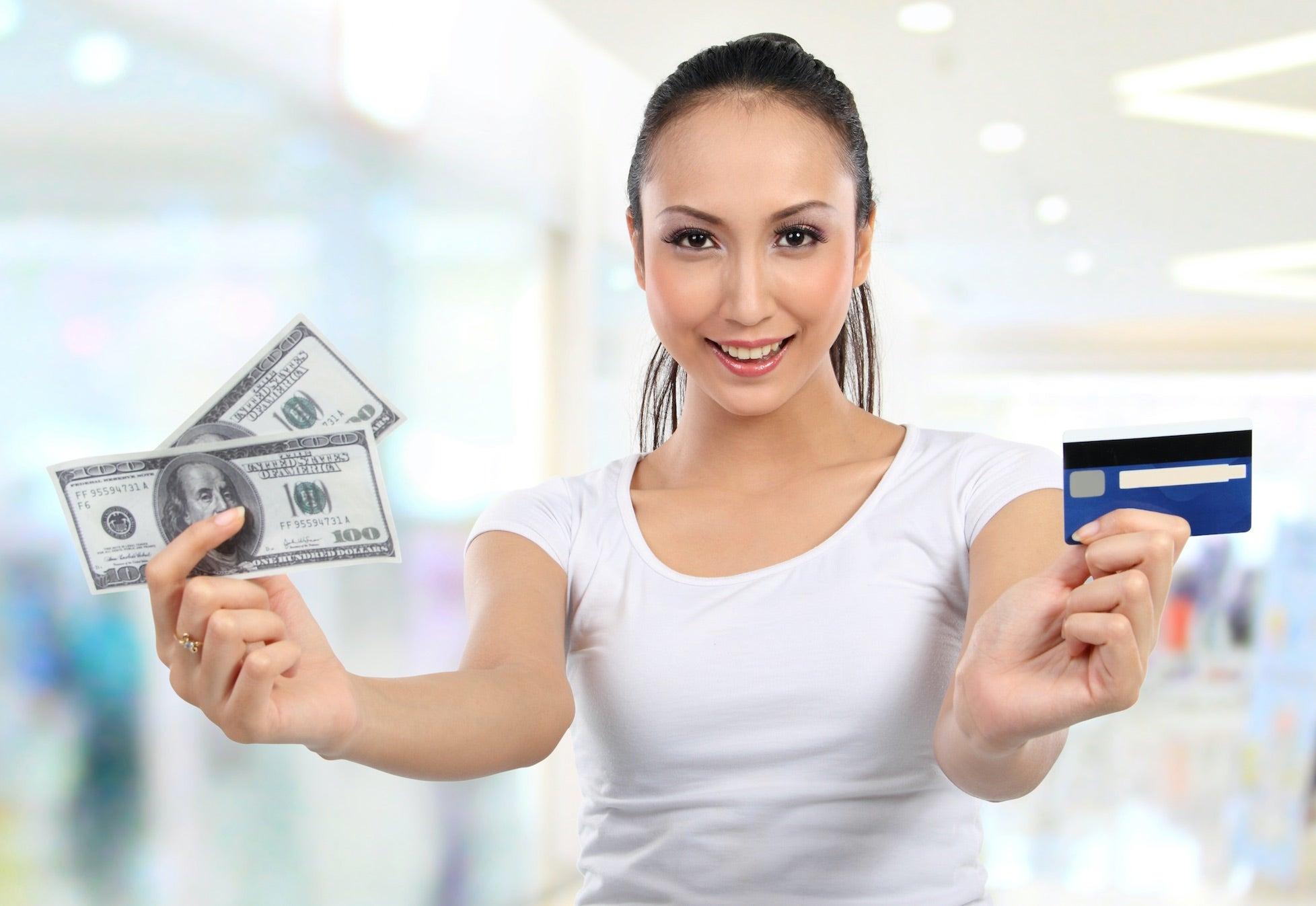 credit v debt