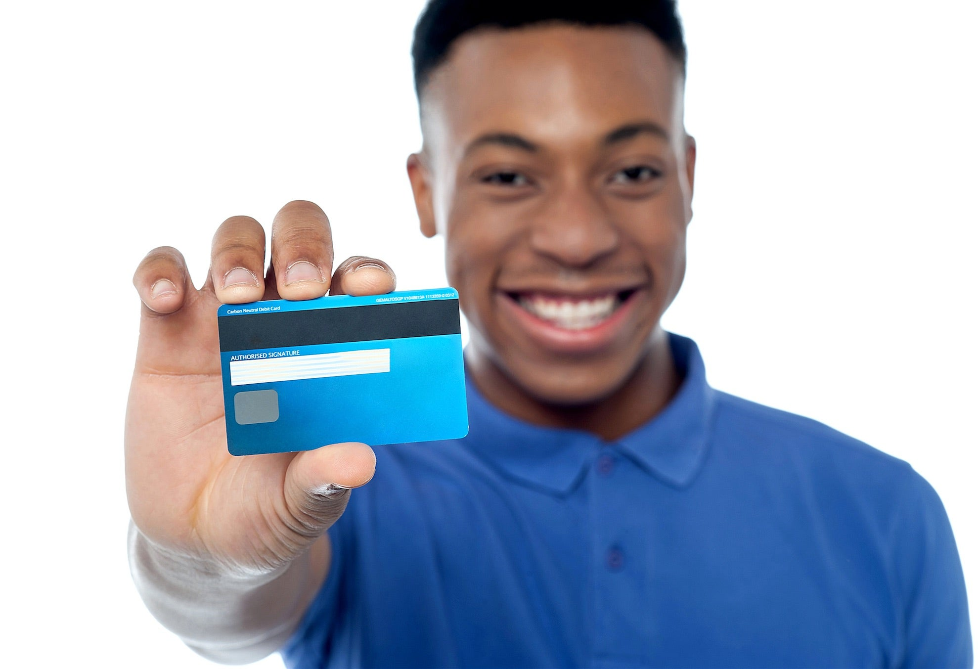 Approved for Credit Card