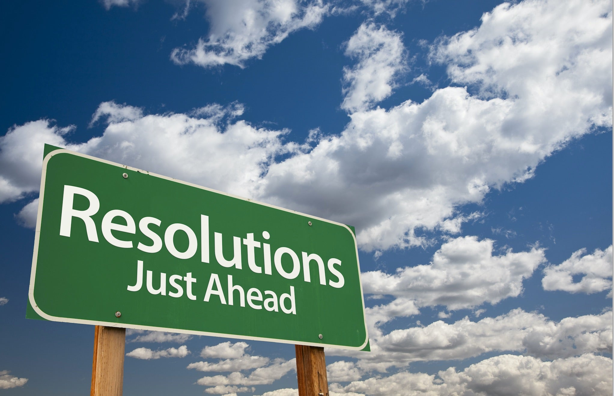 New Year's Resolutions for Credit