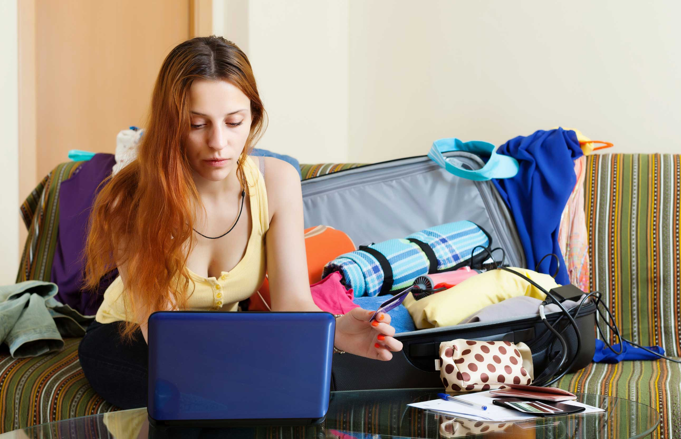 Prepare Yourself and Your Credit for Holiday Travel