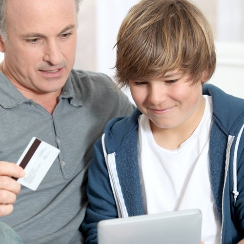 set your teens up for credit success